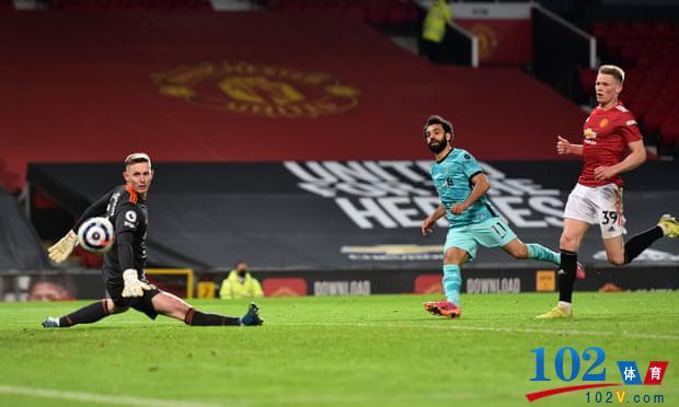 利物浦4-2曼联