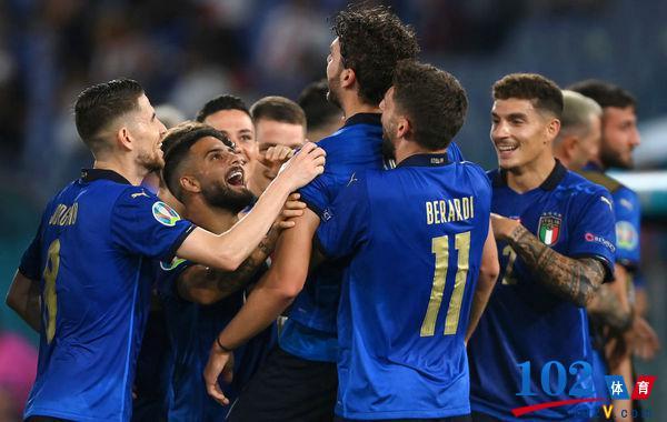 分析 | 欧洲杯:意大利末轮逞威