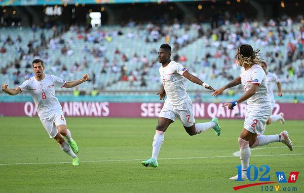 分析 | 欧洲杯:瑞士必破土耳其