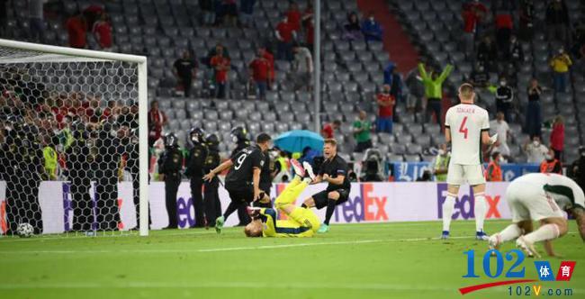 德国2-2匈牙利