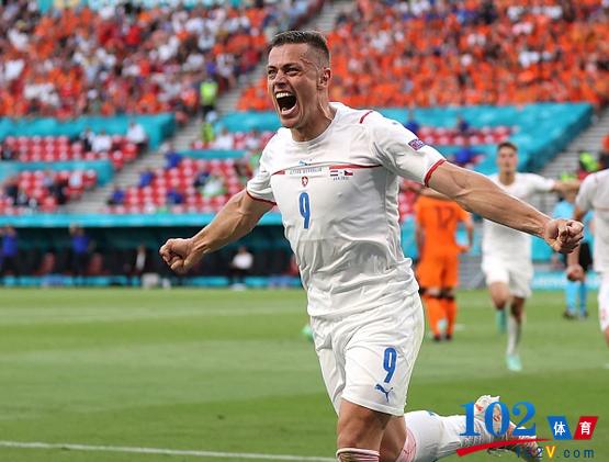 荷兰0-2捷克